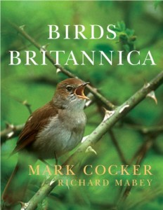 Birds Britannica by Richard Mabey & Mark Cocker